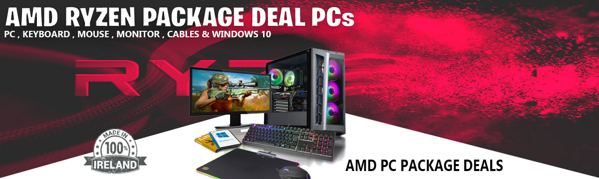 AMD Gaming Package Deals