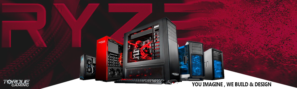AMD Liquid Cooled Gaming PCs