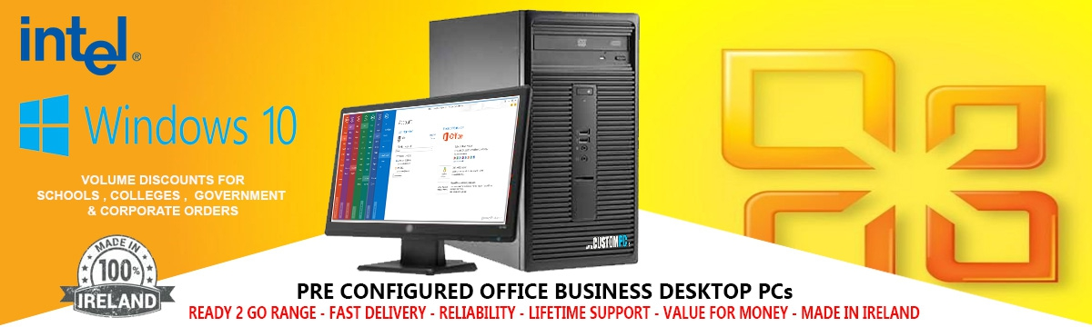 Ready 2 Go - Home & Business PCs