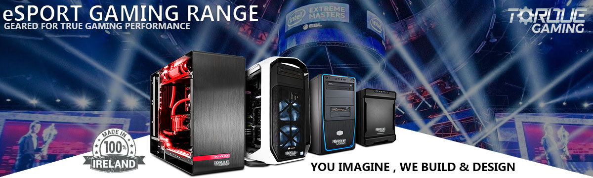 eSports Extreme Edition Intel Gaming PCs